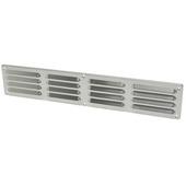 Grille d'aération IVC Air aluminium 495x90 mm