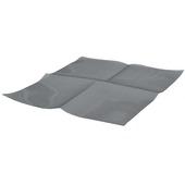 Insectennet kunststof grijs 25x30 cm