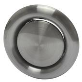 IVC Air luchtventiel inox 100 mm