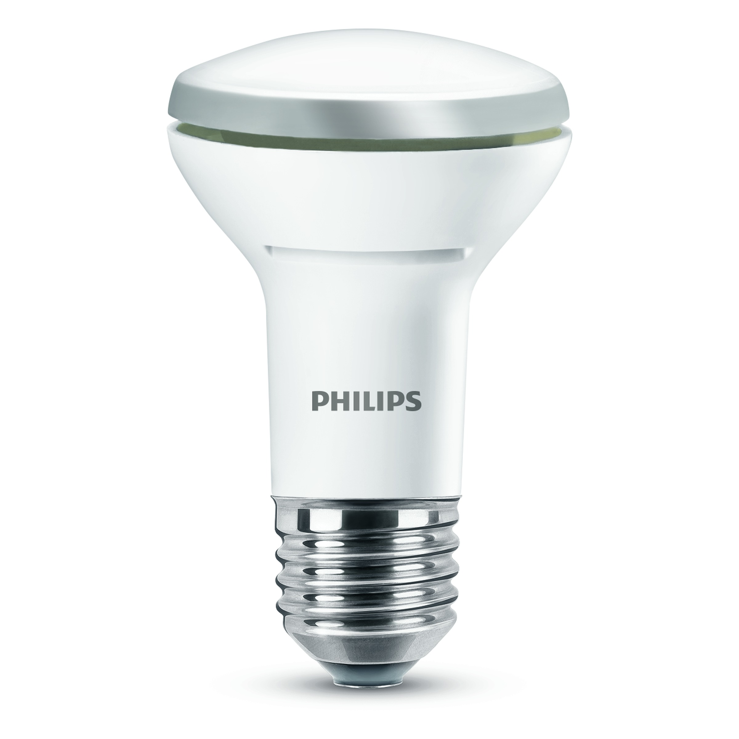 philips led reflectorlamp e27 345 lumen 5 7w 60w dimbaar alle lampen lampen verlichting. Black Bedroom Furniture Sets. Home Design Ideas