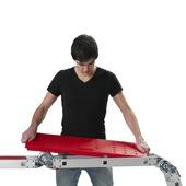 Altrex Varitrex vouwladder comfort 4x3 treden aluminium