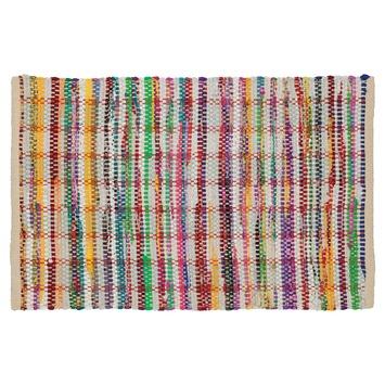 Sealskin Jaipur badmat katoen multi 60 x 90 cm