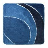 Tapis de bidet Water Sealskin 60x60 cm bleu