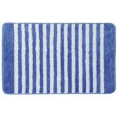 Tapis de bain Strisce Sealskin 50x80 cm bleu