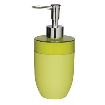 Distributeur de savon Bloom Sealskin vert limon