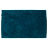 Tapis de bain en microfibres Doux Sealskin 50x80 cm vert pétrole