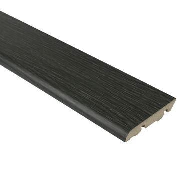 Europlint 10x58 mm zwart 240 cm