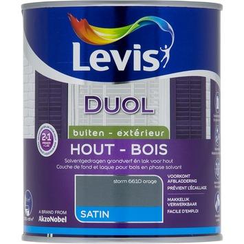 Levis Duol 2 in 1 zijdeglans storm 750 ml