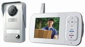 Interphone vidéo sans fil Smartwares VD38W avec écran 3,5 pouces