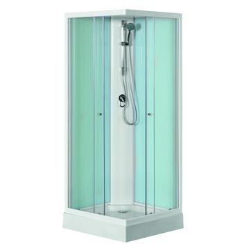 Cabine de douche complète Barna 90x90cm | | GAMMA.be