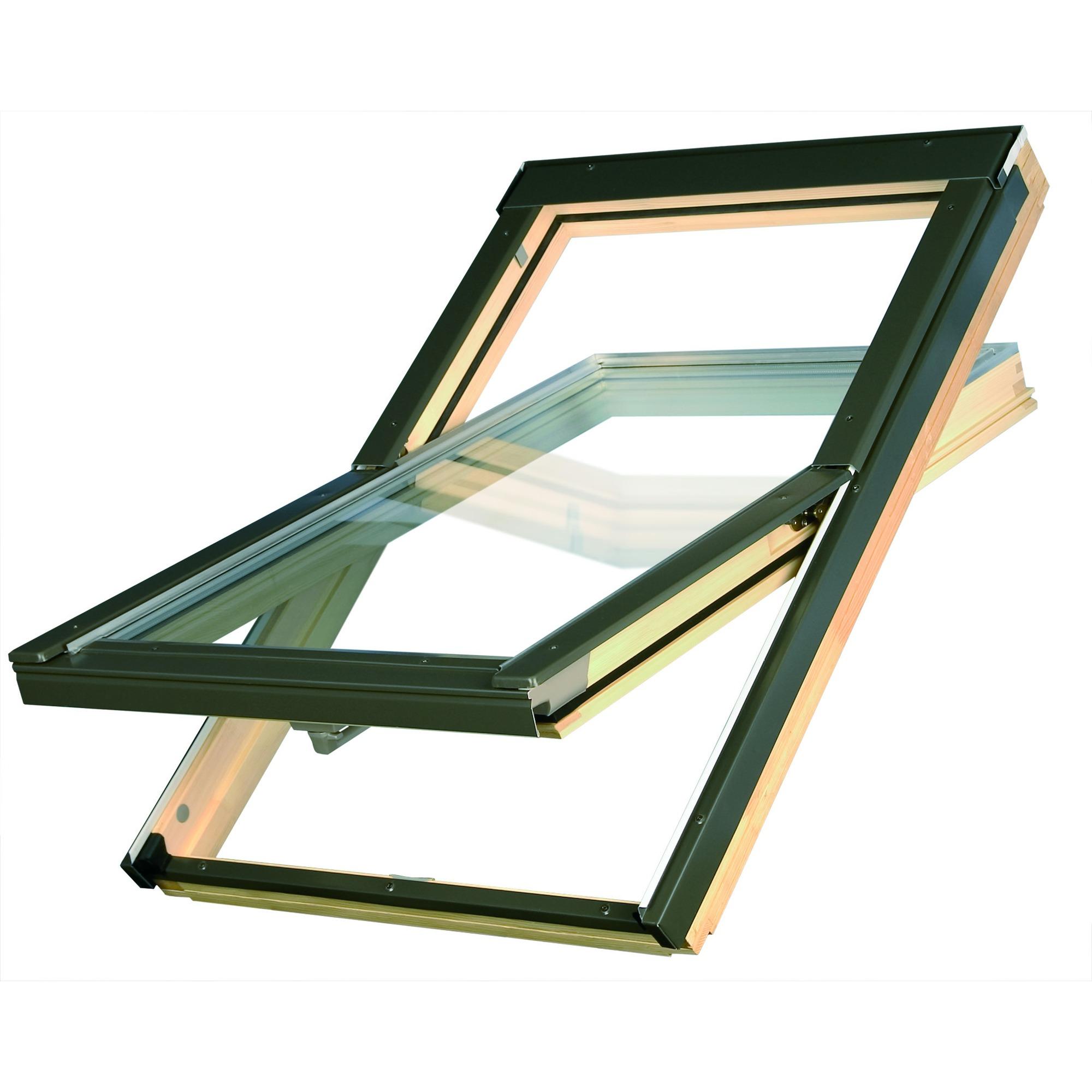 optilight dakvenster 78x98 cm dakramen dakramen bouwmaterialen. Black Bedroom Furniture Sets. Home Design Ideas