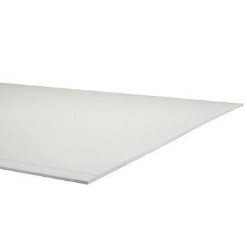 Plaque de plâtre Gyproc 9,5 mm 260x120 cm