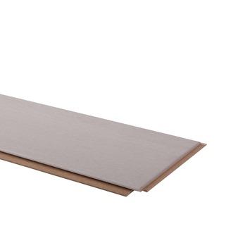 Lambris en MDF GAMMA Quality Line 8 mm 2,34 m² brut Weath White