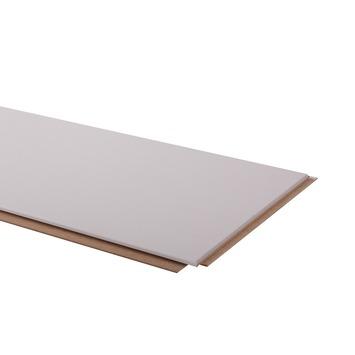 Lambris en MDF GAMMA Quality Line 8 mm 2,34 m² brut Linewood blanco