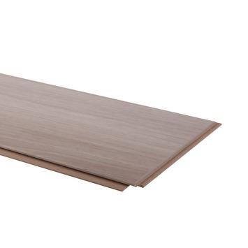 Lambris en MDF GAMMA Quality Line 8 mm 2,34 m² brut Walnut