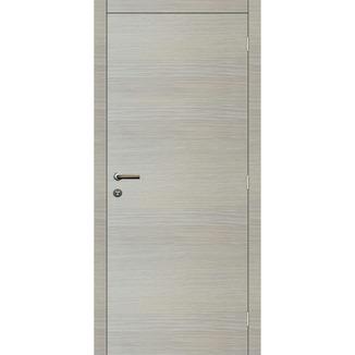 Panneau de porte int rieure senza stratifi horizontal 201 for Porte interieure en pvc blanc