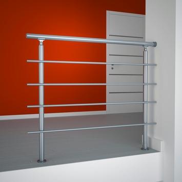 Balustrade Rondo Primo 120 cm aluminium