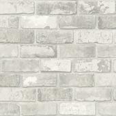 VT Wonen gekleurd vliesbehang dessin grijs 2234-04 10 m x 52 cm