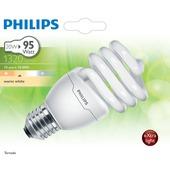 Ampoule spirale CFLi Philips Tornado E27 1320 Lm 20W = 95W