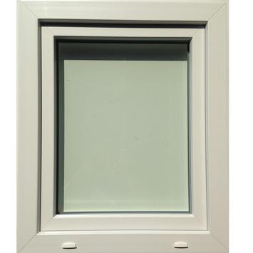Fenêtre tombante en PVC éco SP0404 H48xL46 cm U=1,1