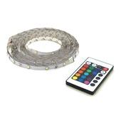 Prolight meerkleurige LEDstrip met afstandsbediening 400 Lm IP20 5 m