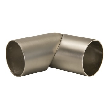 Angle flexible pour rampe Cando ø 45 mm inox