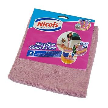 Nicols microvezel dweil 50x70 cm