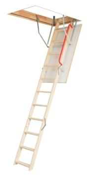 Escalier de grenier Optistep OLK 120x70 cm