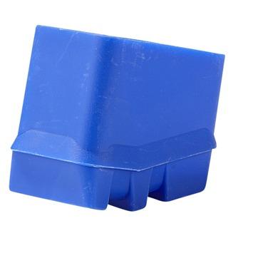 Voetje achteraan blauw 6-7 treden
