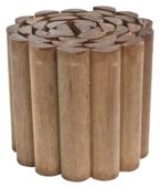 Rouleau de bordure bois dur 20x180cm