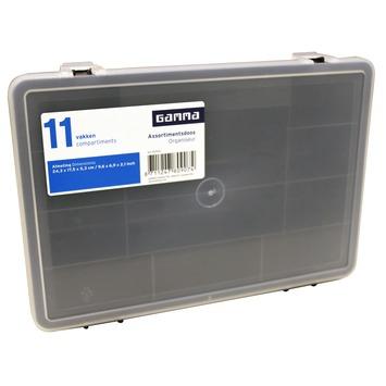 Boîte à 11 casiers GAMMA