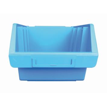 Bac empilable bleu T3