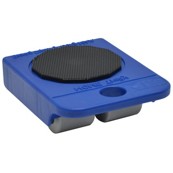 Support à roulettes Rolly Handson max. 150 kg bleu