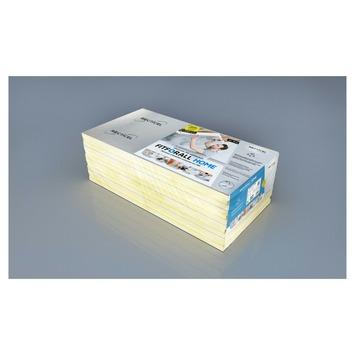 Recticel Fitforall PIR-isolatieplaat tand & groef 6x60x120 cm 3,6 m² R=2,7