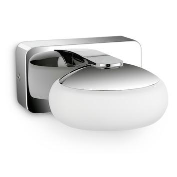 Philips myBathroom Silk wandlamp met 2XLED chroom