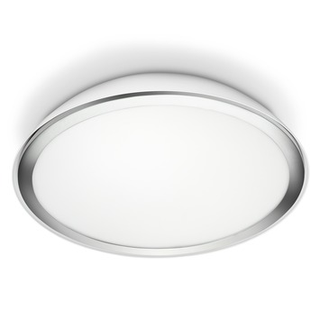 Philips mybathroom cool plafonniere met led wit for Badkamerverlichting led