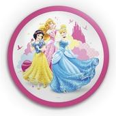 Philips Disney plafonniere met LED Princess roze