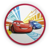 Plafonnier led Cars Philips Disney rouge