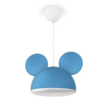 Philips Disney hanglamp Mickey Mouse blauw