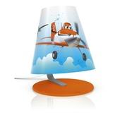 Lampe de table Disney Planes avec ampoule led Philips 4W orange