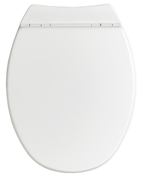 Abattant WC Serenity Allibert MDF blanc soft-close