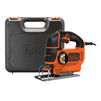 Black & Decker decoupeerzaag KS801SEK-QS 550 W