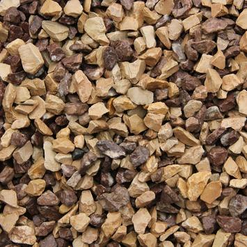 Split Grind Cappuccino Geel/Bruin 8-16 mm