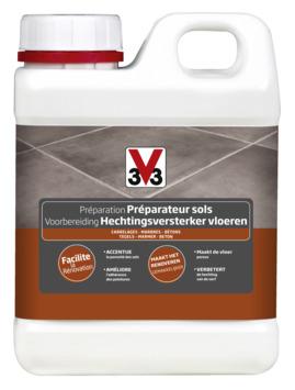 Préparateur de sols satin V33 1 litre