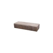 Biels Beton Bruin/Zwart 75x20x12 cm - Per Stuk