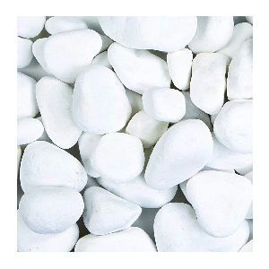 Cailloux Carrara rond 40-60 mm 20 kg