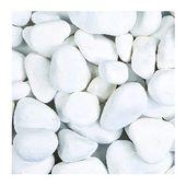 Grind Keien Carrara Wit 40-60 mm - 54 Zakken á 20 kg