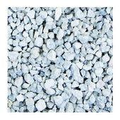 Siergrind Gletsjer White 8-15 mm 20 kg