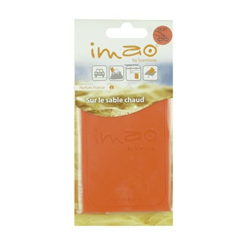 Imao parfumkaart Sur le sable chaud (oranje)