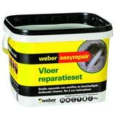 Weber reparatieset vloer 5 kg